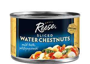 $0.50 for Reese® Water Chestnuts (expiring on Wednesday, 04/26/2017). Offer available at multiple stores.