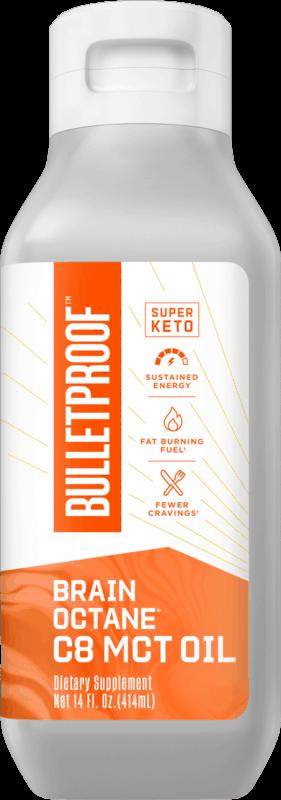 $7.00 for Bulletproof Brain Octane C8 MCT Oil. Offer available at Target, Target Online.