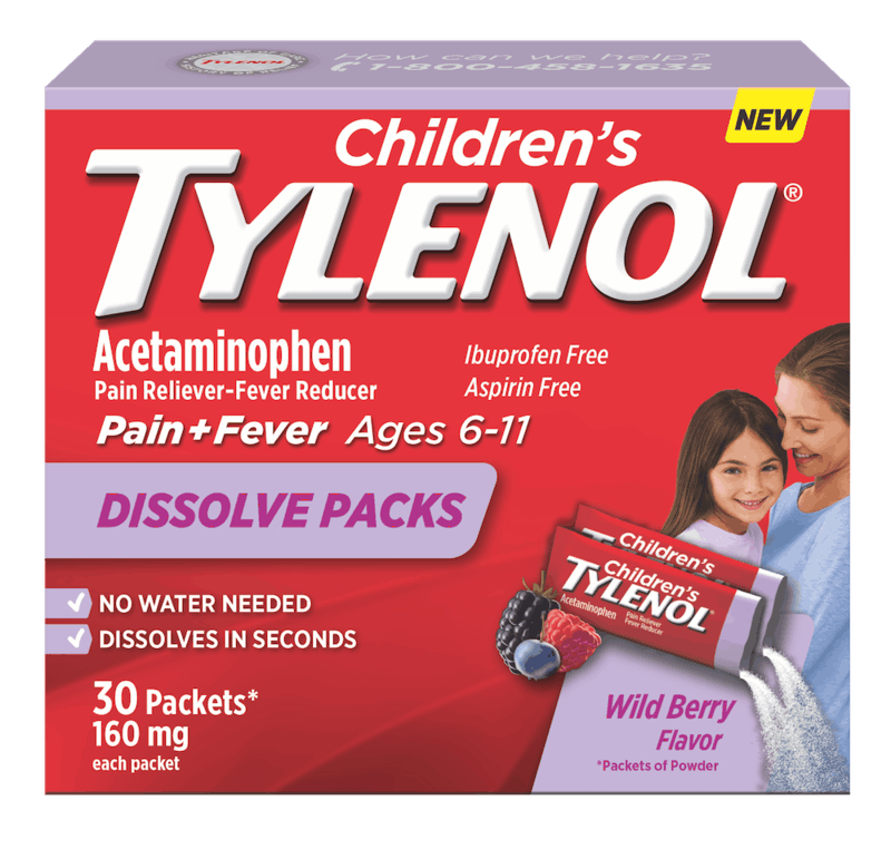 $1.50 for Children's Tylenol®. Offer available at multiple stores.
