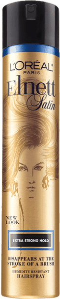 $3.00 for L'Oréal Paris® Elnett Hairspray (expiring on Saturday, 11/02/2019). Offer available at ULTA.