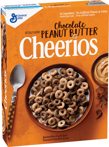 $0.50 for Chocolate Peanut Butter Cheerios™ (expiring on Sunday, 06/02/2019). Offer available at Publix.