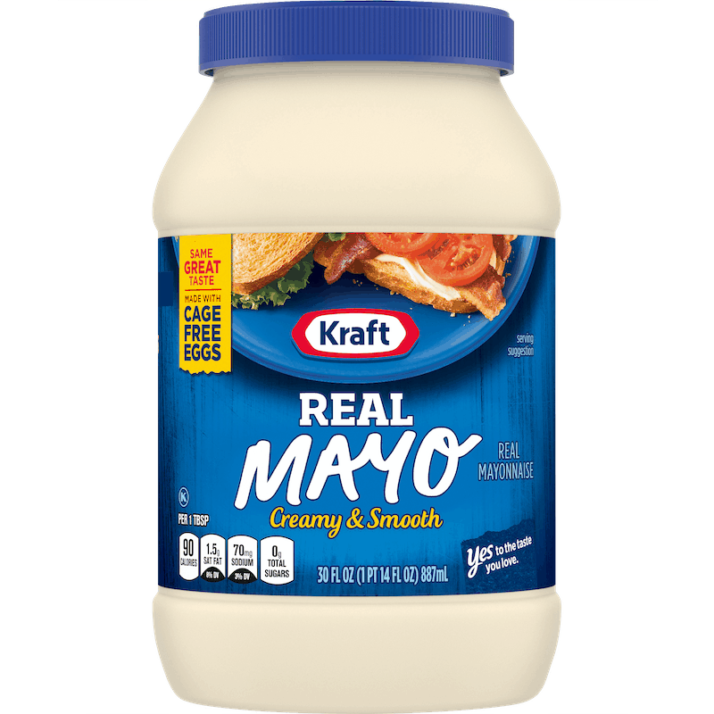 $0.75 for Kraft Real Mayo (expiring on Sunday, 09/06/2020). Offer available at multiple stores.