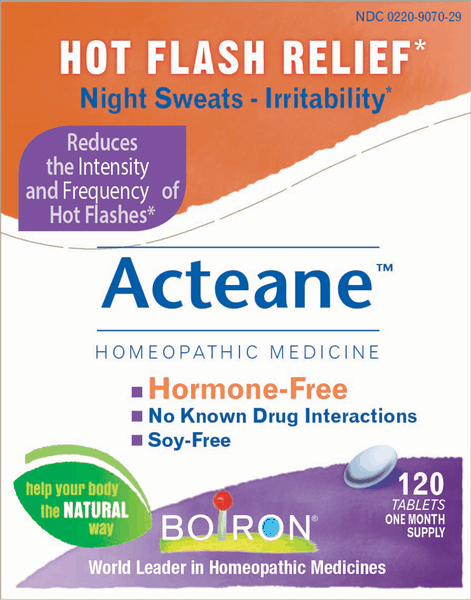 $5.00 for Boiron® Acteane (expiring on Friday, 03/02/2018). Offer available at Fred Meyer.