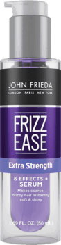 $1.00 for John Frieda Frizz Ease Extra Strength Serum (expiring on Saturday, 09/11/2021). Offer available at multiple stores.