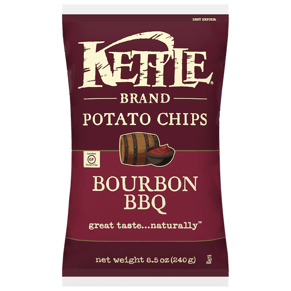 $1.00 for Kettle Brand® Potato Chips (expiring on Wednesday, 01/02/2019). Offer available at multiple stores.