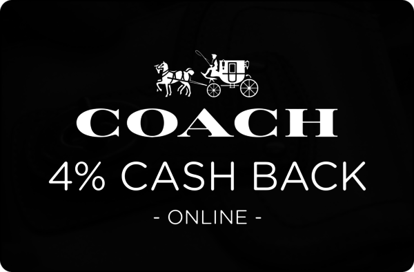 $0.00 for Coach (expiring on Thursday, 01/31/2019). Offer available at Coach.