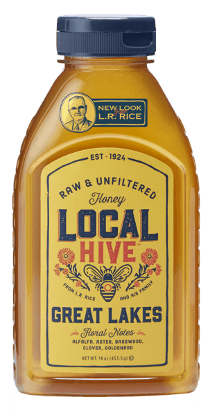 $0.75 for Local Hive™ Raw & Unfiltered Honey (expiring on Sunday, 01/06/2019). Offer available at multiple stores.