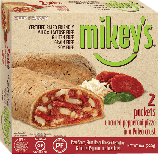$3.00 for Mikey's™ Pizza Pockets (expiring on Tuesday, 01/01/2019). Offer available at multiple stores.