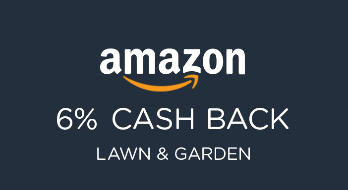 $0.00 for Amazon Lawn & Garden (expiring on Tuesday, 12/31/2019). Offer available at Amazon.