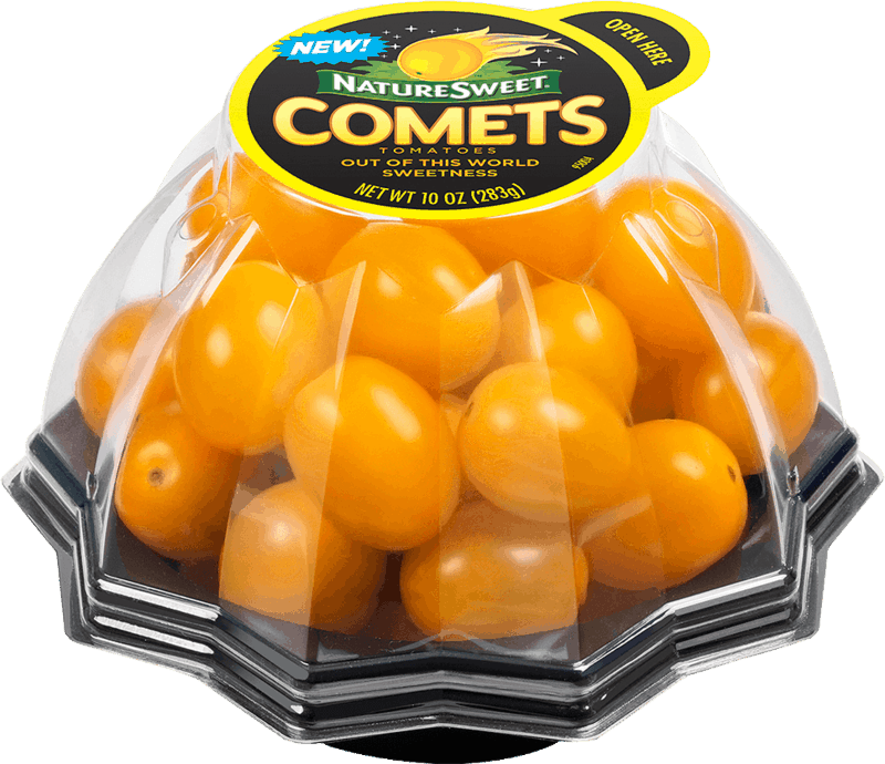 $1.00 for Nature Sweet® Comet™ Tomatoes (expiring on Thursday, 05/14/2020). Offer available at Walmart.