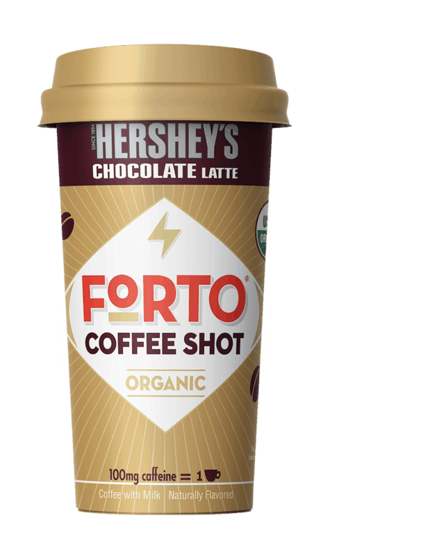 $1.98 for Forto® Coffee Shots (expiring on Wednesday, 10/02/2019). Offer available at Walmart.