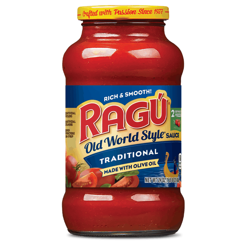 $0.50 for RAGÚ Pasta Sauce (expiring on Tuesday, 12/08/2020). Offer available at multiple stores.