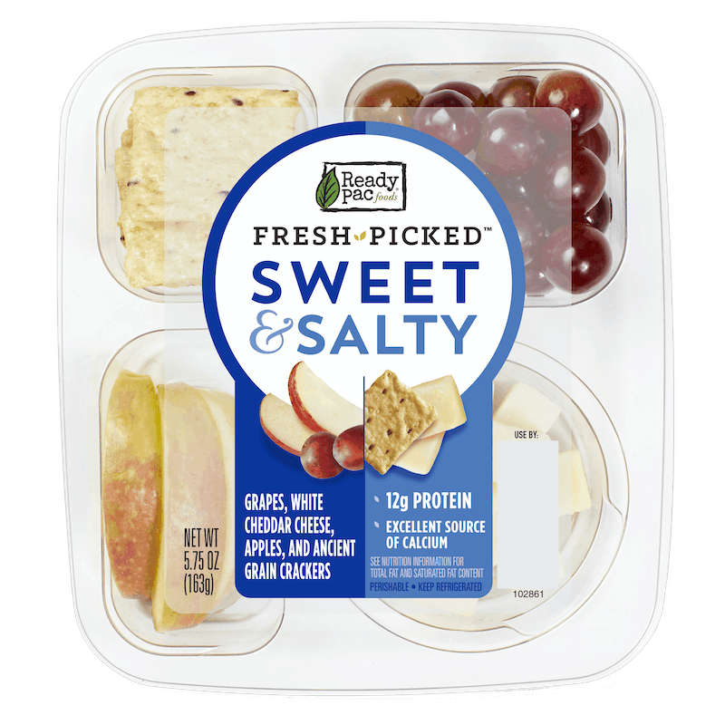 $1.00 for Ready Pac Fresh Picked Snacks (expiring on Tuesday, 02/23/2021). Offer available at Walmart, Walmart Grocery.