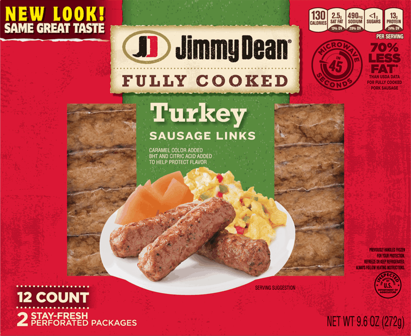 $0.50 for Jimmy Dean® Sausage (expiring on Tuesday, 09/03/2019). Offer available at Military Commissary.