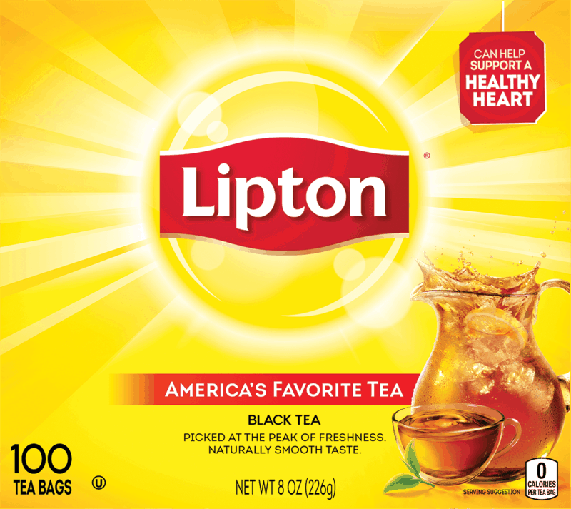 $1.00 for Lipton Tea. Offer available at Walmart, Walmart Pickup & Delivery.