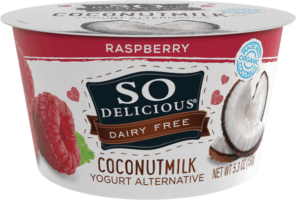 $1.00 for So Delicious® Dairy Free Yogurt (expiring on Monday, 09/25/2017). Offer available at multiple stores.