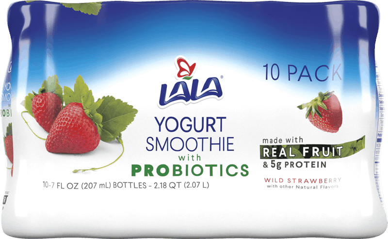 $1.00 for LALA® Yogurt Smoothie (expiring on Monday, 03/02/2020). Offer available at Walmart.