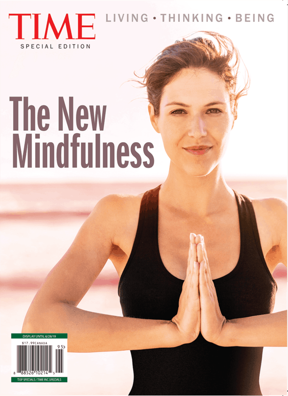 $2.00 for Time: The New Mindfulness. Offer available at Walmart.