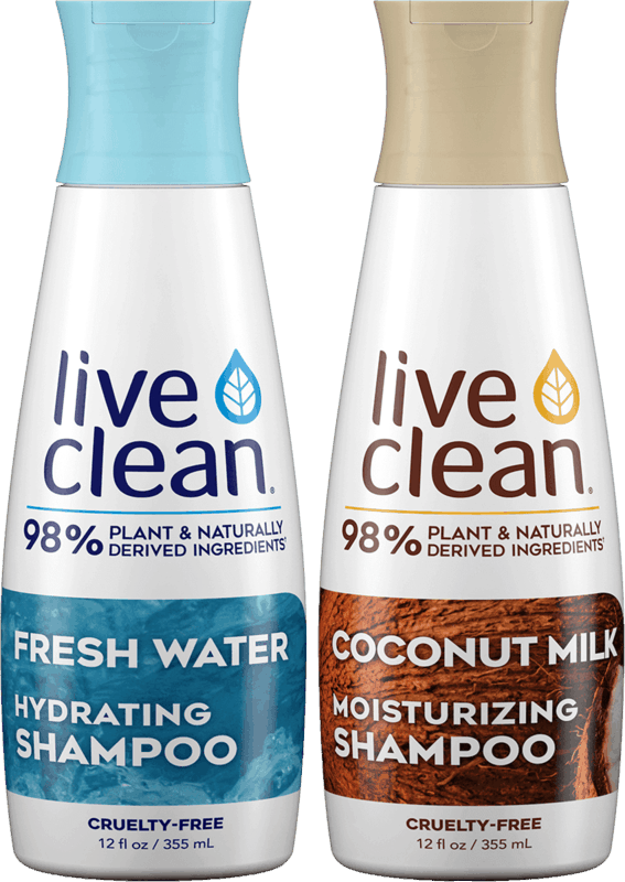 $1.50 for Live Clean Hair Care (expiring on Saturday, 11/20/2021). Offer available at multiple stores.