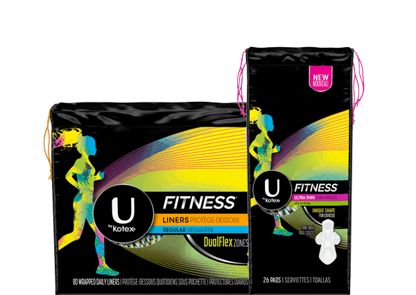 $1.50 for U by Kotex® Pads & Liners Combo (expiring on Saturday, 05/27/2017). Offer available at Walmart.