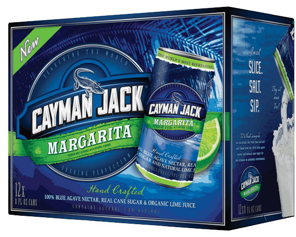 $3.00 for Cayman Jack®. Offer available at multiple stores.
