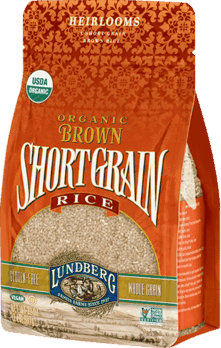 $0.75 for Lundberg Family Farms® Rice Pouch. Offer available at multiple stores.