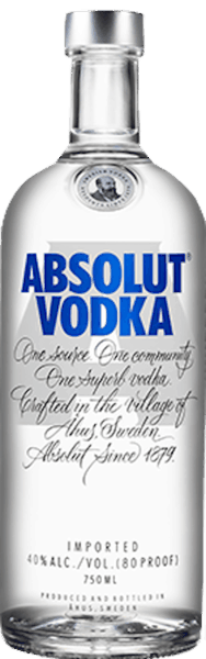 $2.00 for Absolut Vodka. Offer available at multiple stores.