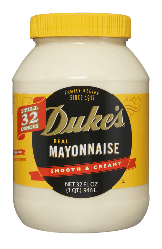 $0.70 for Duke's Mayonnaise. Offer available at multiple stores.