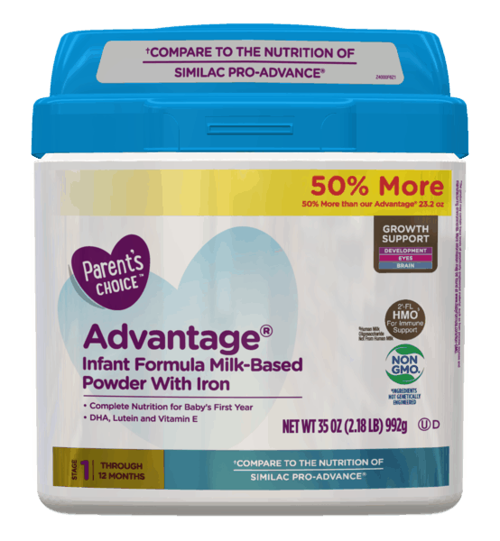 image regarding Similac Coupons Printable Walmart referred to as $3.00 for Mom and dad Choice™ Advantage® Formulation. Supply