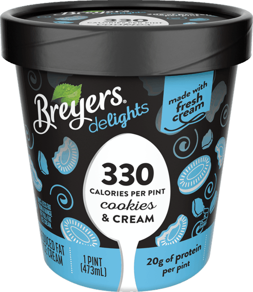 $1.00 for Breyers® delights (expiring on Sunday, 09/02/2018). Offer available at multiple stores.