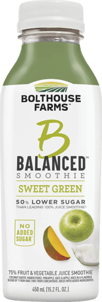 $0.75 for Bolthouse Farms® B Line Beverages (expiring on Friday, 07/13/2018). Offer available at Stop & Shop, Martin's (IN, MI), Giant (DC,DE,VA,MD), GIANT (PA,WV,MD,VA), MARTIN'S.