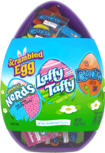 $1.00 for NESTLÉ® Scrambled Egg Assorted Easter Candy (expiring on Sunday, 04/02/2017). Offer available at Walmart.