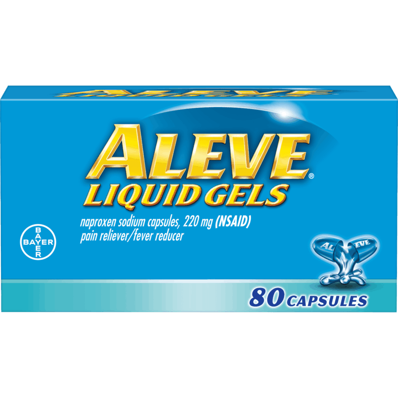 $2.00 for Aleve (expiring on Tuesday, 06/23/2020). Offer available at Walmart, Walmart Grocery.