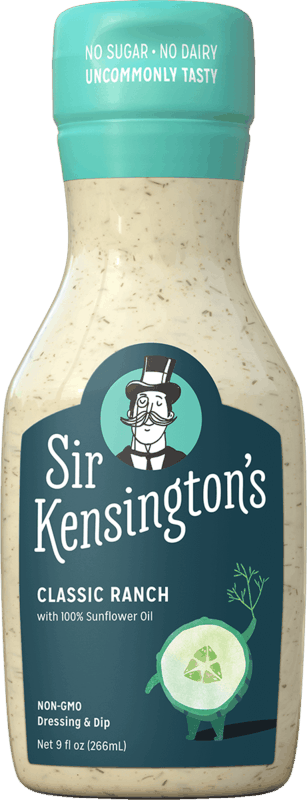 $1.00 for Sir Kensington's Ranch (expiring on Tuesday, 06/02/2020). Offer available at Walmart.