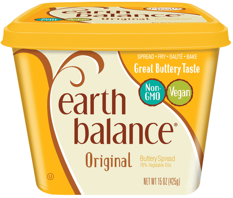 $0.75 for Earth Balance® Spread. Offer available at Walmart.