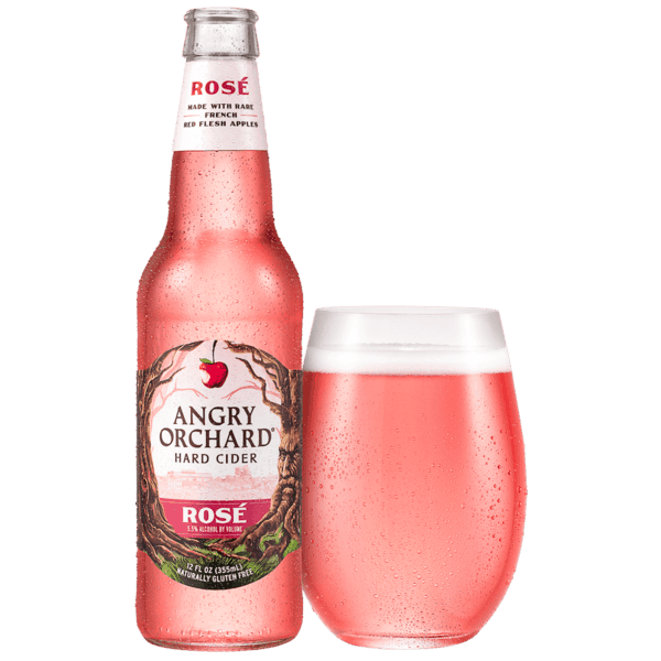 $1.00 for Angry Orchard® Hard Cider Pint or Bottle (expiring on Saturday, 09/01/2018). Offer available at Any Restaurant, Any Bar.