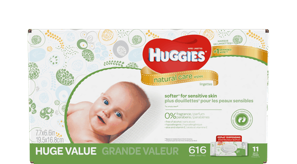 $0.50 for HUGGIES® Wipes (expiring on Tuesday, 05/30/2017). Offer available at Walmart.