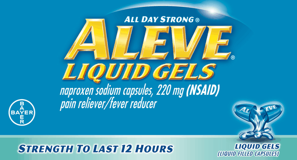 $3.00 for Aleve®. Offer available at Walmart.