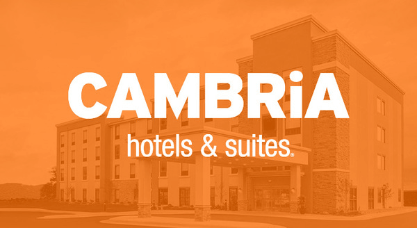 $0.00 for Cambria Hotels & Suites (expiring on Saturday, 10/31/2020). Offer available at Choice Hotels.