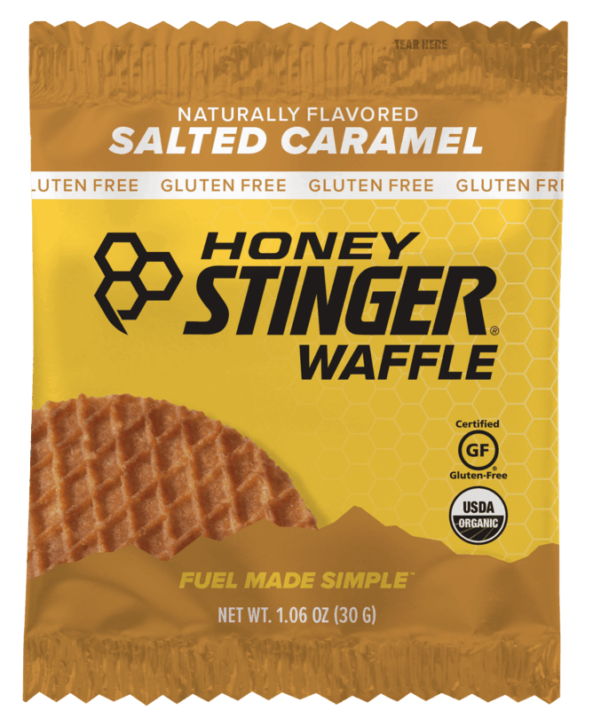 $0.50 for Honey Stinger Gluten Free Waffle (expiring on Wednesday, 01/01/2020). Offer available at multiple stores.