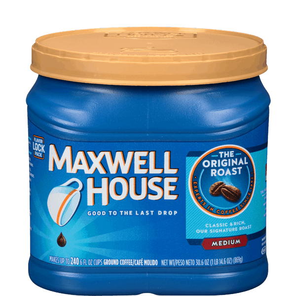 $1.00 for Maxwell House Coffee (expiring on Monday, 01/01/2018). Offer available at Walmart.