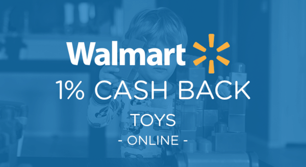 $0.00 for Walmart.com Toys (expiring on Tuesday, 12/31/2019). Offer available at Walmart.com.