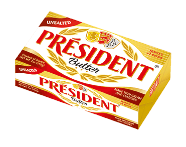 $1.00 for President Butter (expiring on Saturday, 05/01/2021). Offer available at Walmart, Walmart Pickup & Delivery.