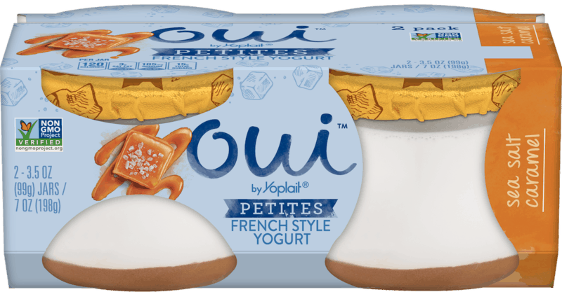 $0.50 for Oui™ Petites by Yoplait®. Offer available at Walmart.