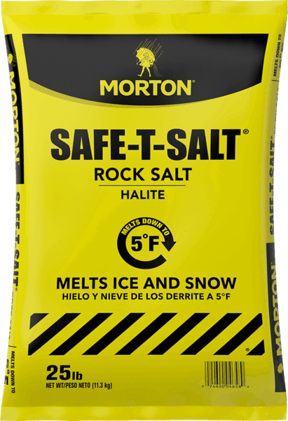 $1.50 for Morton® Safe-T-Salt® (expiring on Sunday, 09/02/2018). Offer available at Meijer.