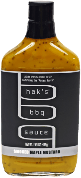 $1.00 for Hak's BBQ Sauce (expiring on Sunday, 09/02/2018). Offer available at multiple stores.