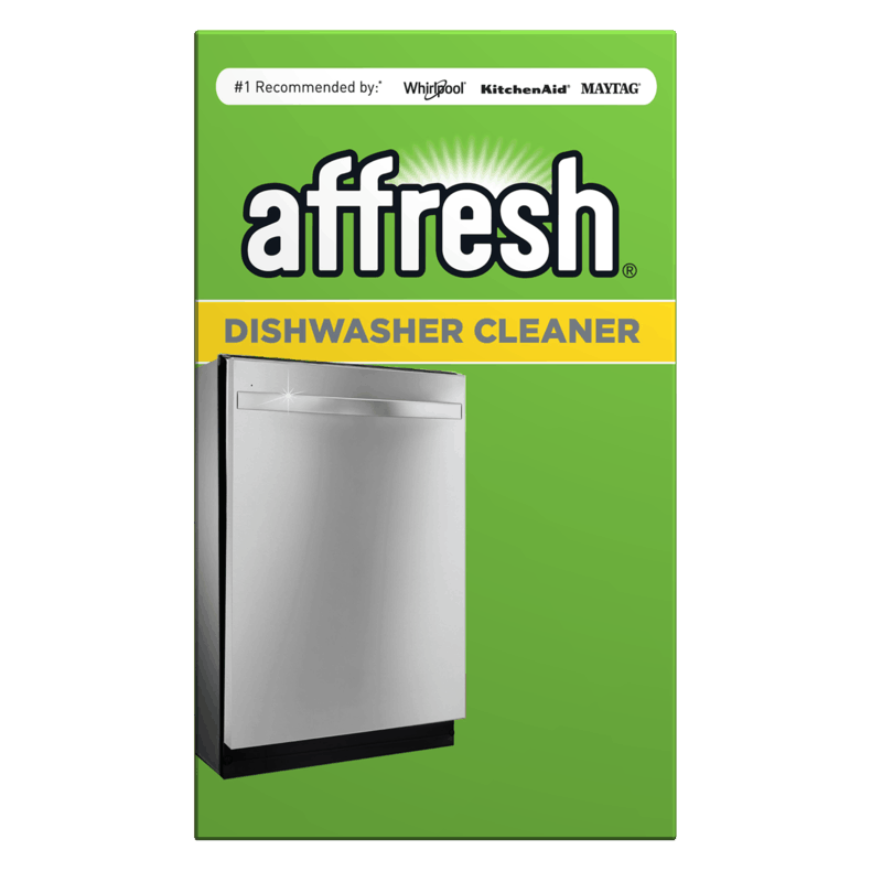 $1.00 for affresh Dishwasher Cleaner (expiring on Sunday, 08/02/2020). Offer available at Meijer, ShopRite.