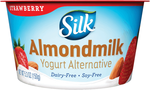 $1.00 for Silk® Almondmilk Yogurt Alternative (expiring on Friday, 03/02/2018). Offer available at multiple stores.