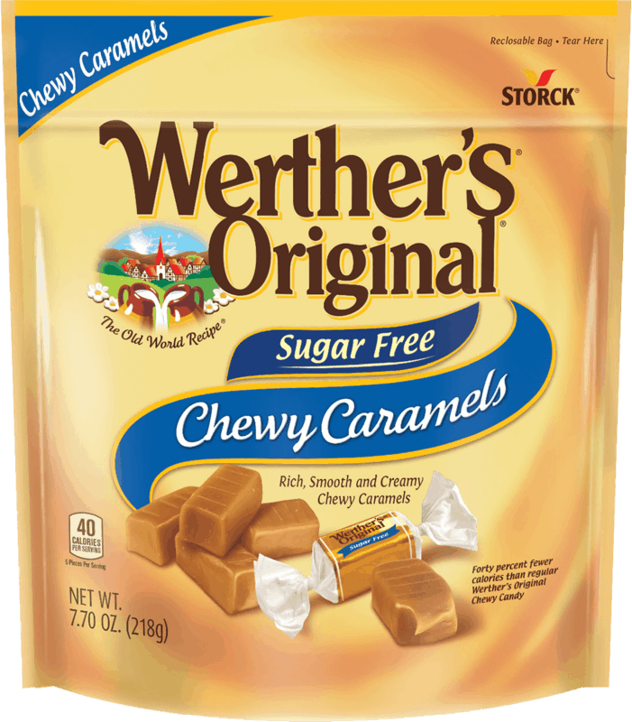 $1.00 for Werther's Original Sugar Free Caramels. Offer available at multiple stores.