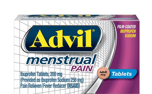 $1.00 for Advil® Menstrual Pain. Offer available at Dollar General.